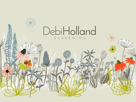Debi Holland Gardening goes live