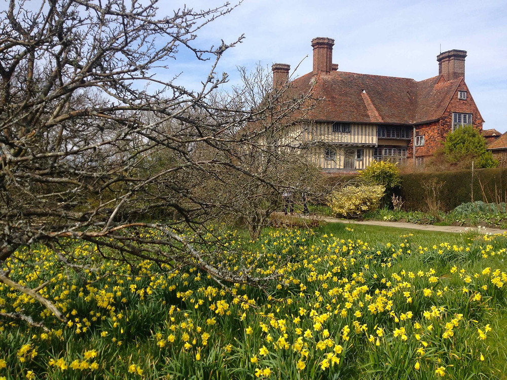 Spring at Great Dixter