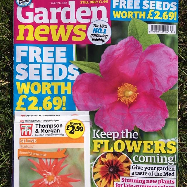 24 August 2019 Garden News magazine