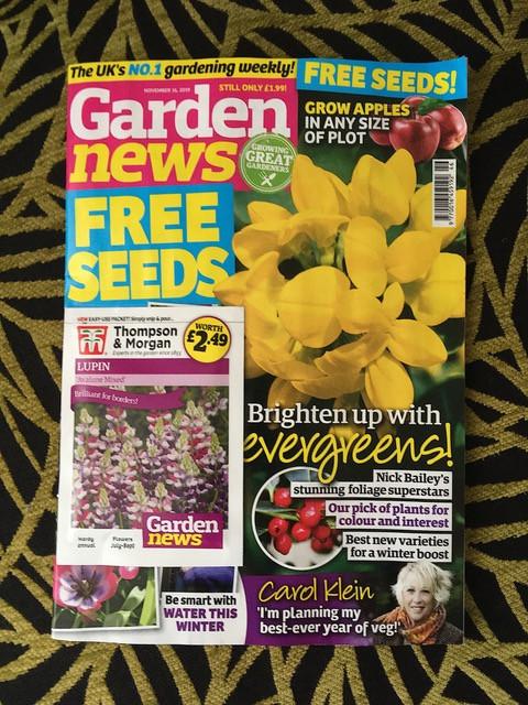 November 2019 Garden News magazine