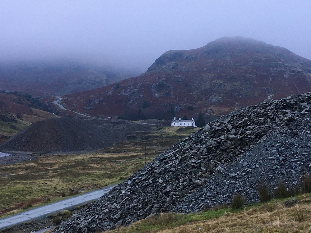 The stark beauty of Coniston Coppermine Valley