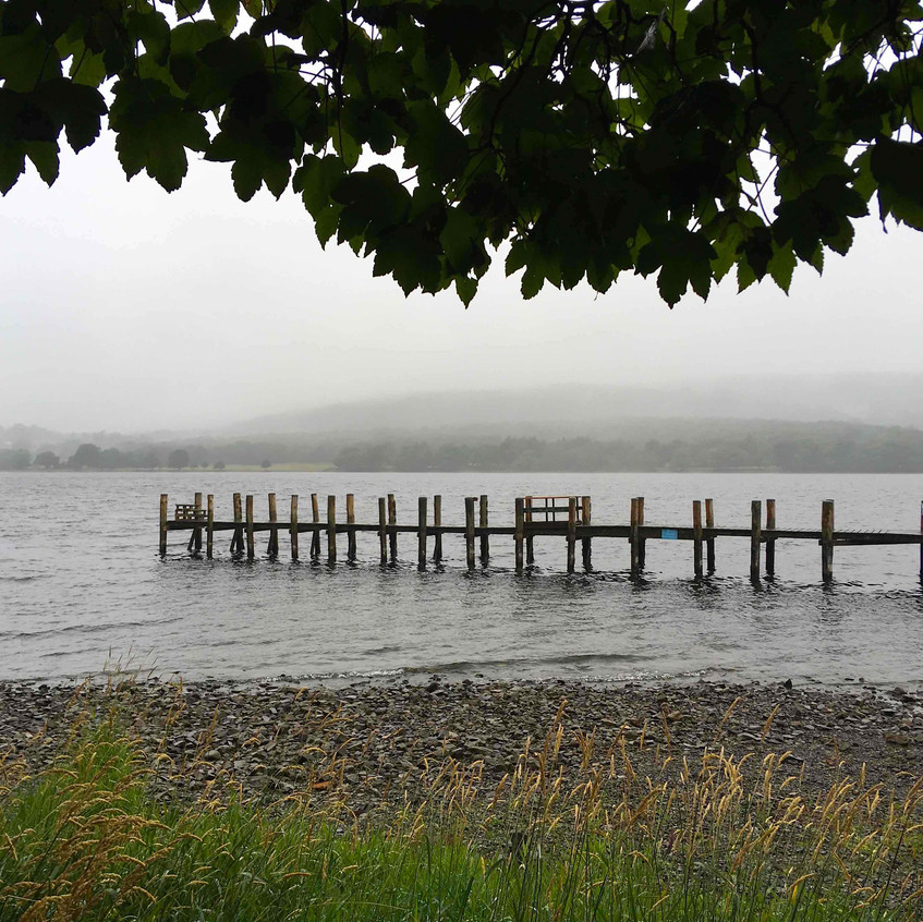 Coniston Lake