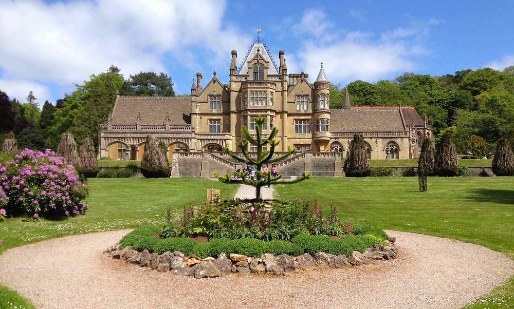 Tyntesfield house & gardens, Wraxall. Photo: Debi Holland