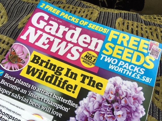 Garden News magazine 25 July 2020
