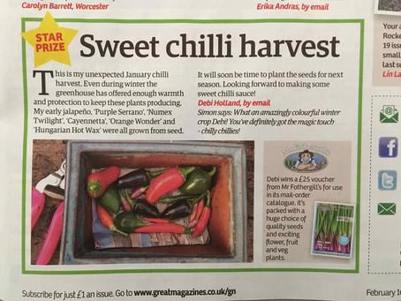 Star Prize Garden News Mag