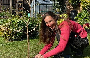 Planting our Gingko tree.jpeg