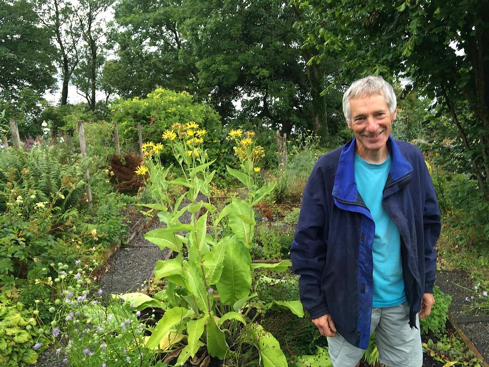 Gardener David Charles