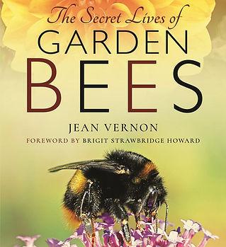 The Secret Lives of Garden Bees book jac