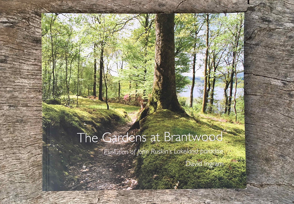 Incredibly detailed book by David Ingram of the history & planting of Brantwood. Highly recommend.