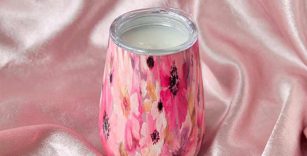 Keep Me Cup Candle // Floral