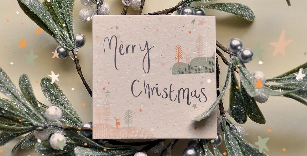 Pre-Order Folk Merry Christmas 6 Pack