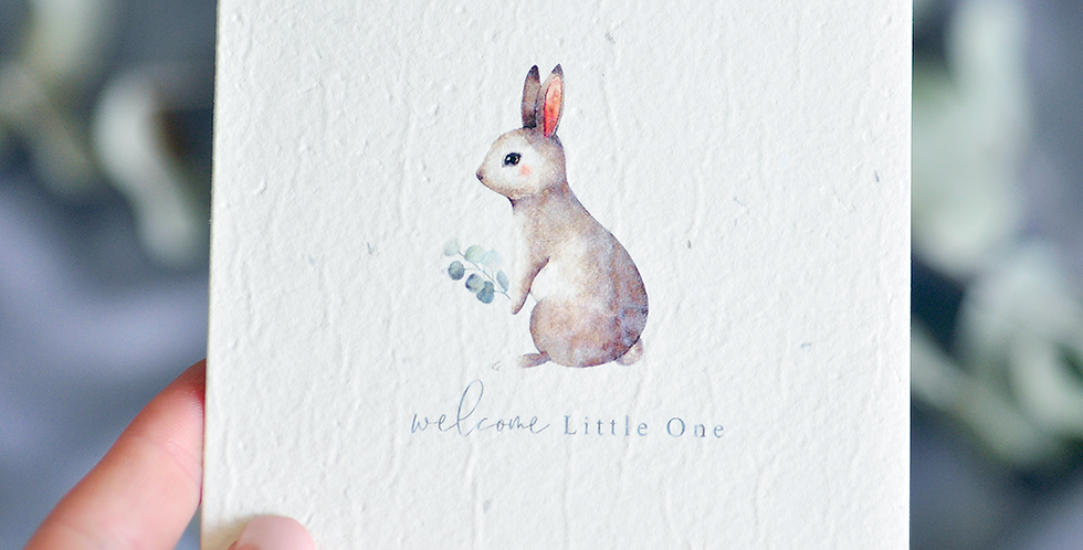 LITTLE ONE Baby Shower Gift Card