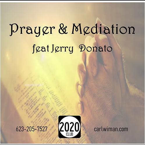 Prayer and Medication