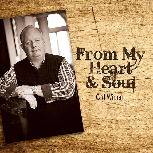 From My Heart & Soul (Music CD)