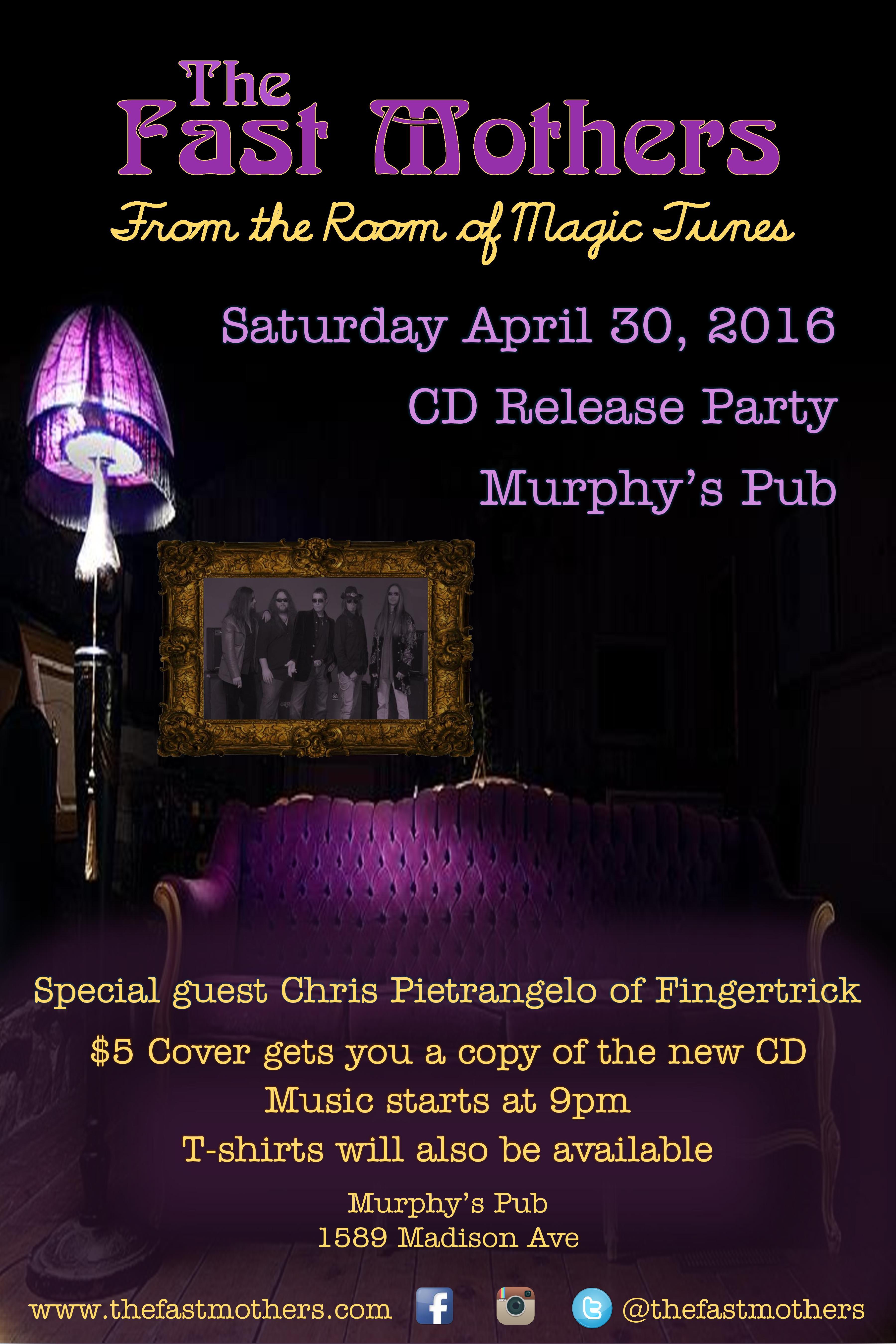 Murphy s April 30, 2016