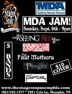 2015 MDA Jam