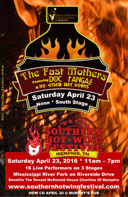 HotWing Festival April 23, 2016