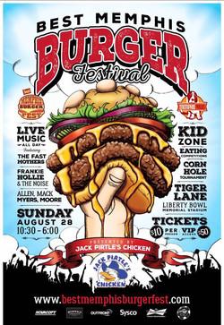 Memphis Best Burger Fest