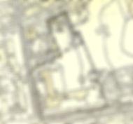 План школьного участка в 1937 году