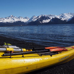 Kayaking in Seward Alaska
