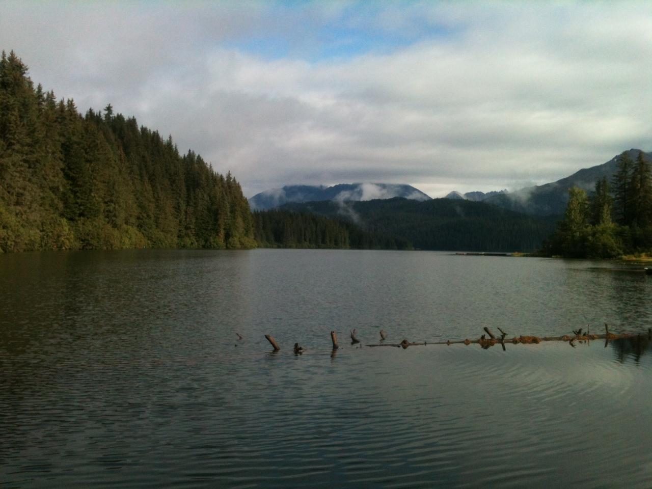 Bear Lake view