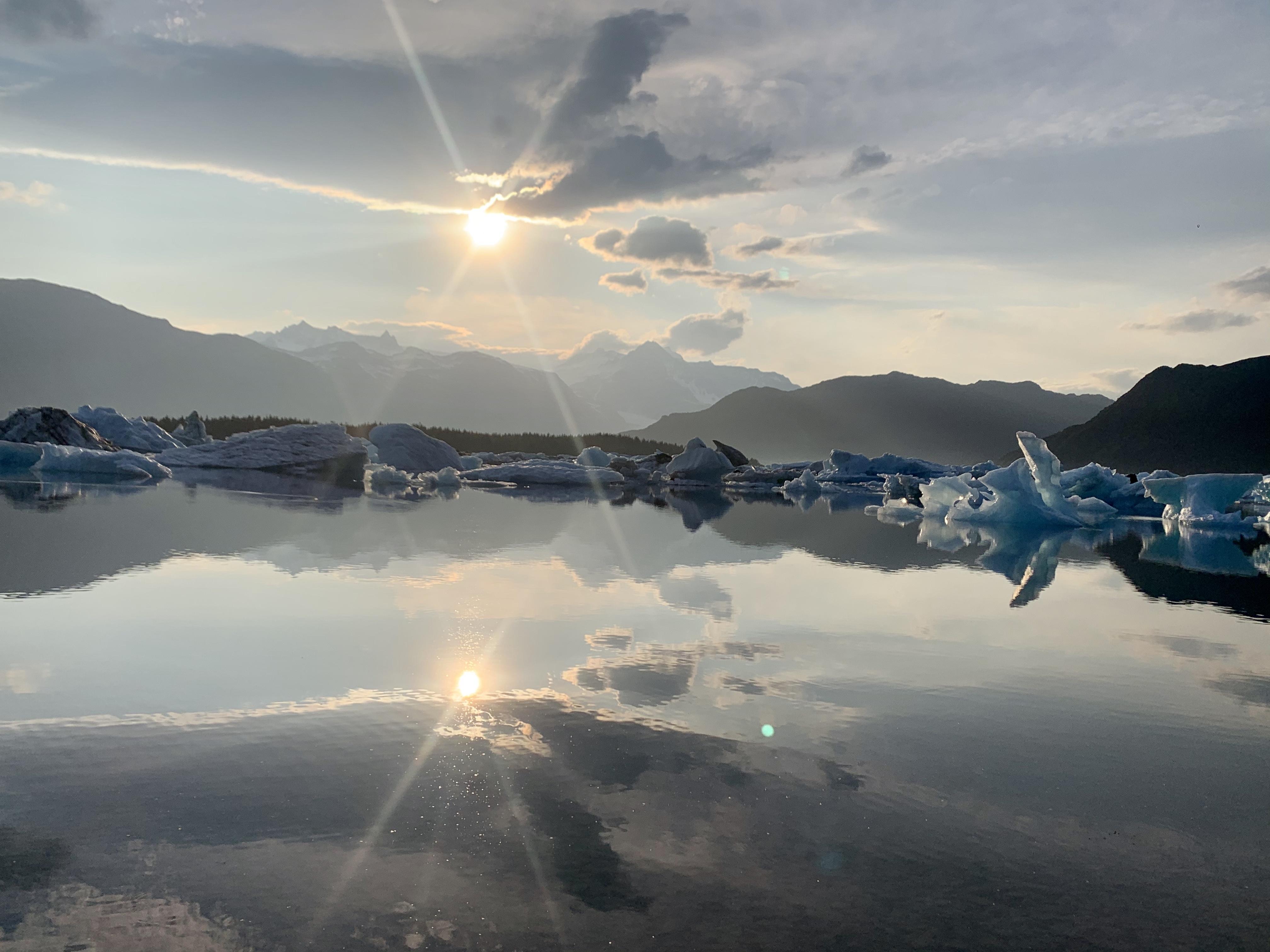 Bear Glacier is the Kenai Fjords Hidden Gem