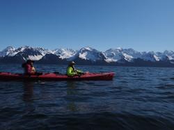 Seward Alaska Kayaking
