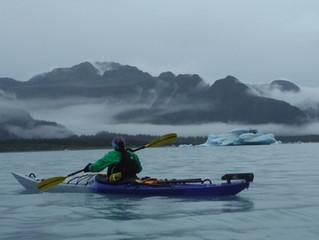 Seward Alaska Kayaking in Kenai Fjords National Park is Amazingly beautiful rain or shine!