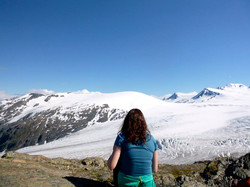 Full Day Icefield Overlook at Exit Glacier In the Kenai Fjords National Park