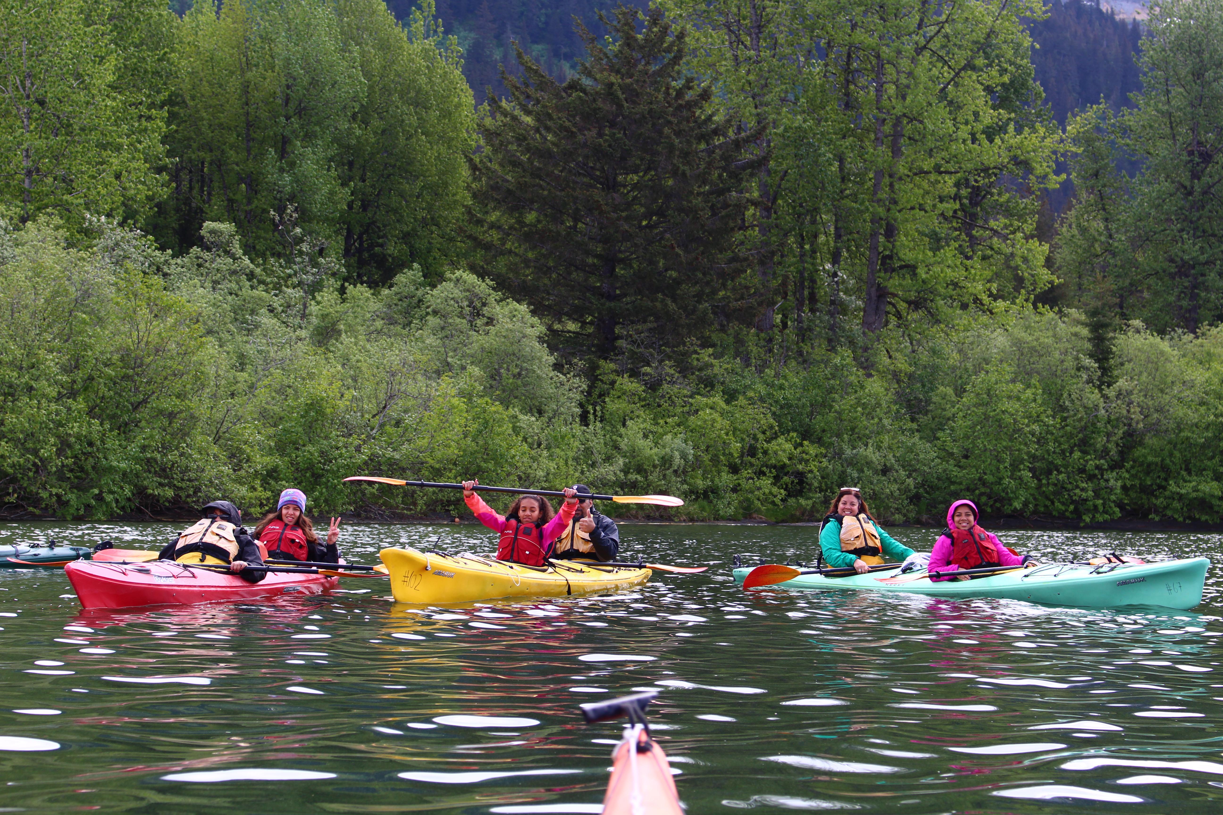 Kayak in Bear Lake! 2021