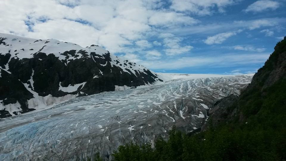 Exit Glacier hiking tour