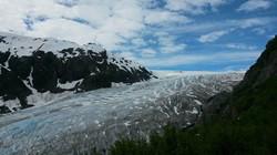 Exit Glacier hiking tour