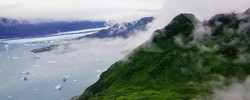 View of Bear Glacier