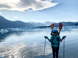 Adventures at Bear Glacier Simply Amaze!