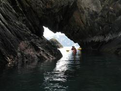 Kayaking Tour
