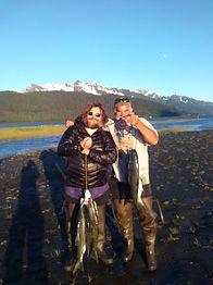 SilverSalmon fishing