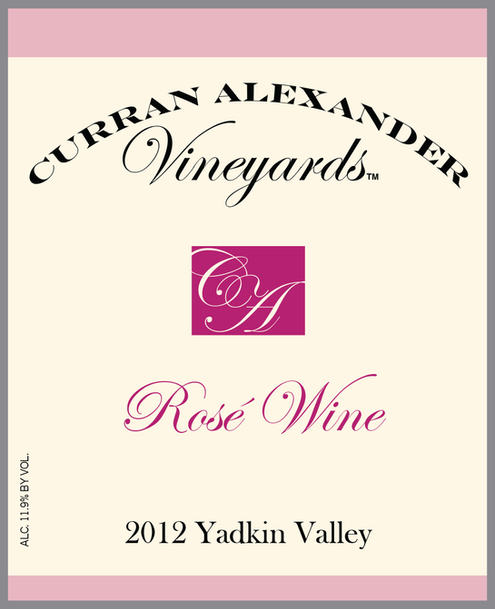 This estate grown rose is a blend of cabernet sauvignon and cabernet franc grapes.  It exhibits grapefruit and granny smith apple notes as well as mouthwatering acidity.