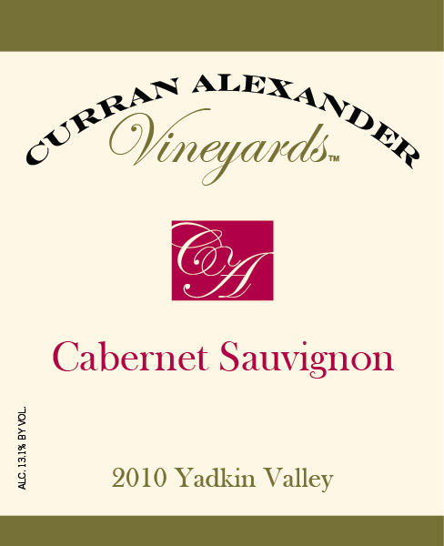 This elegant estate grown cabernet sauvignon exhibits redfruit, herb and leather flavors as well as balanced acidity and fine tannins.