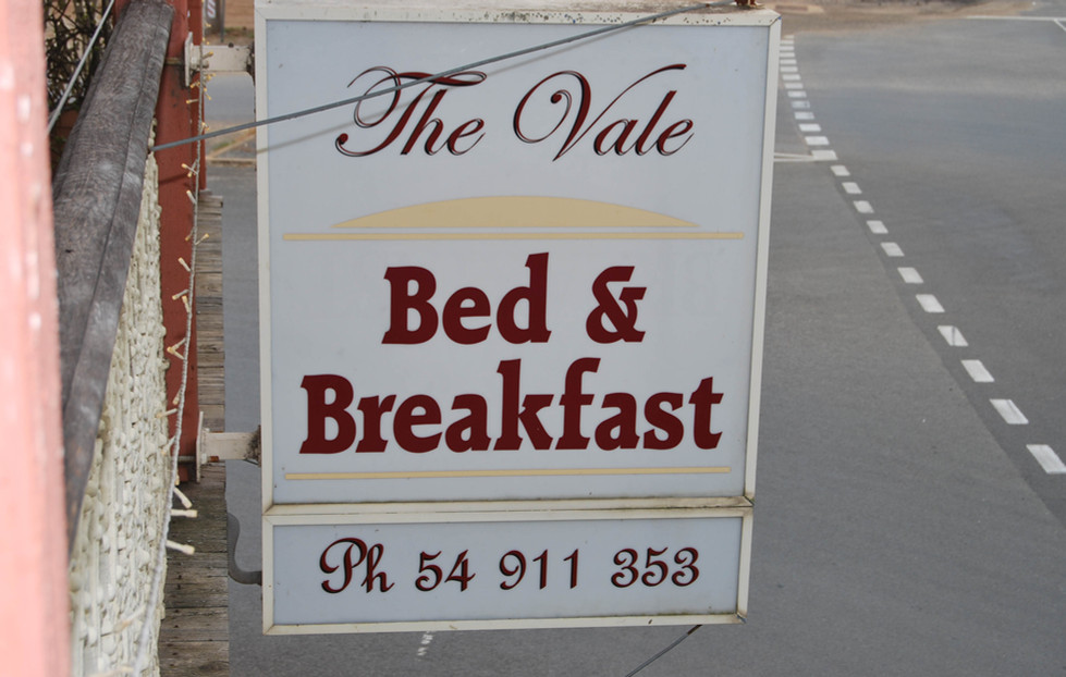 The Vale Bed & Breakfast
