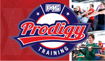 F45 Prodigy Award