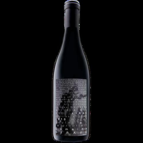 Domaine Giraud Lirac Rouge Vieilles Vignes 2018