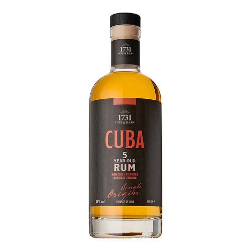 1731 Cuba 5 Years Old