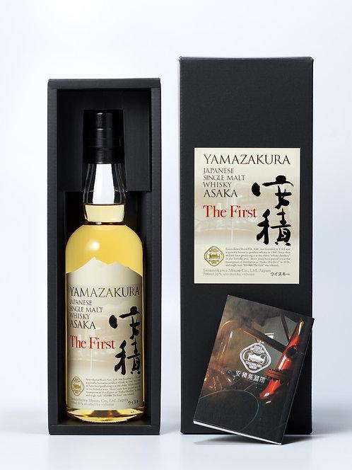 Asaka The First Single Malt