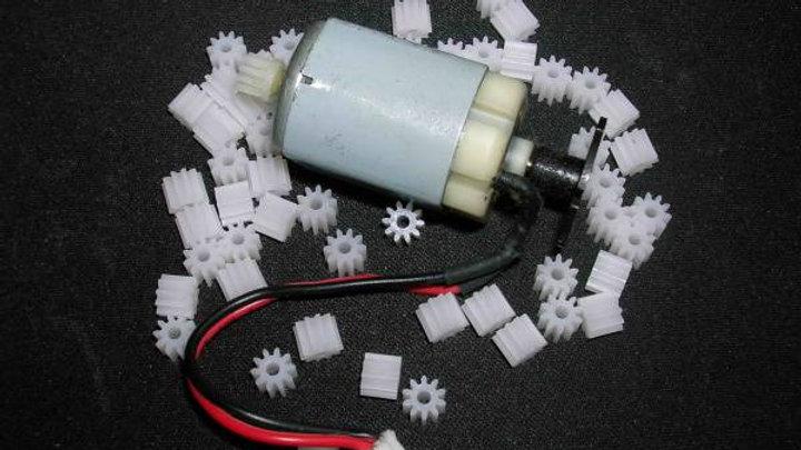 Шестерня двигателя редуктора купюроприемника ICT A7(V7)