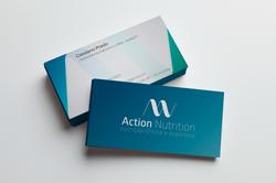 Cartão Action Nutrition