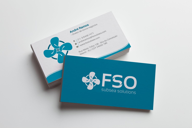 Cartão FSO Subsea