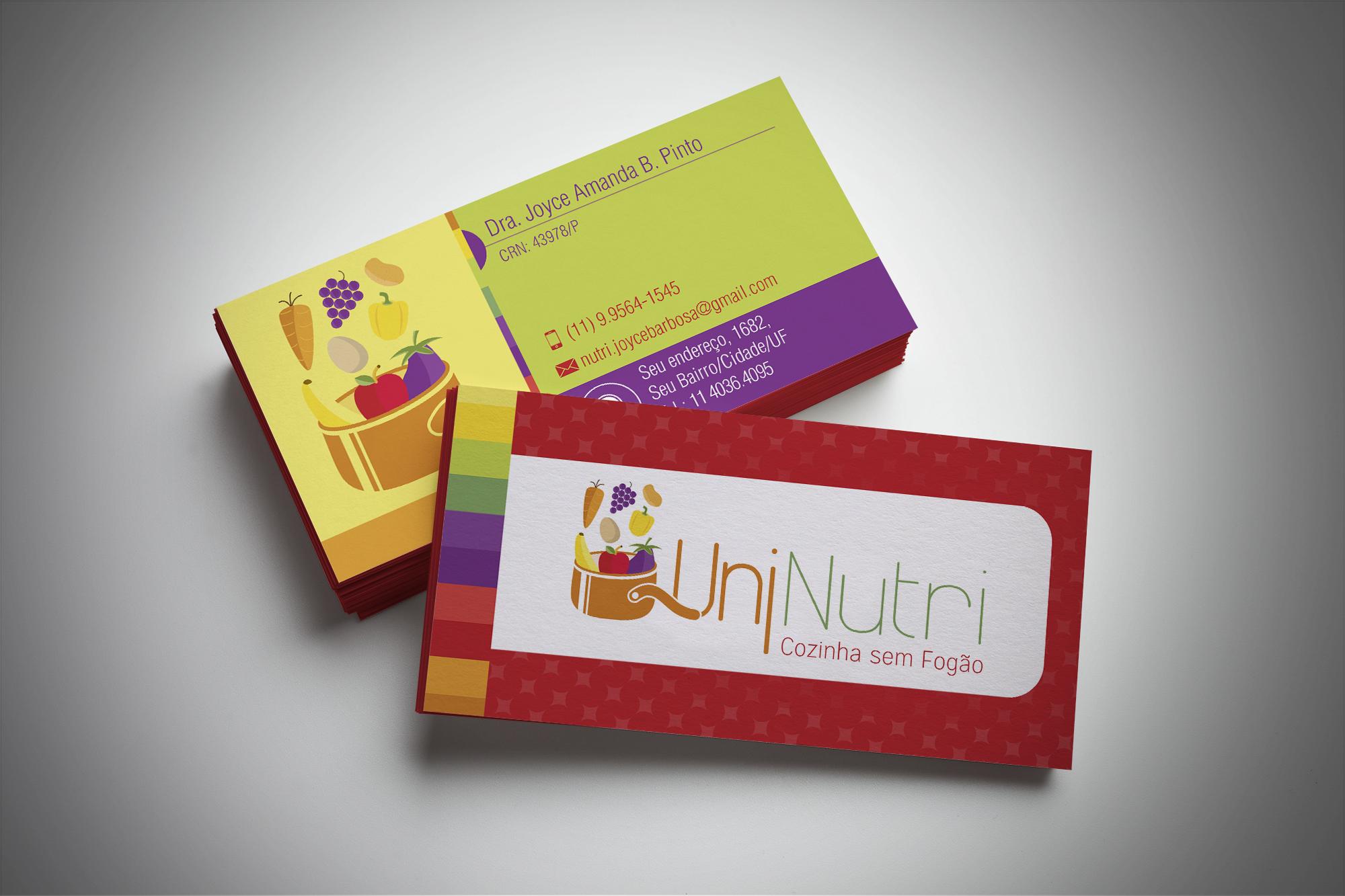 Cartão Uninutri