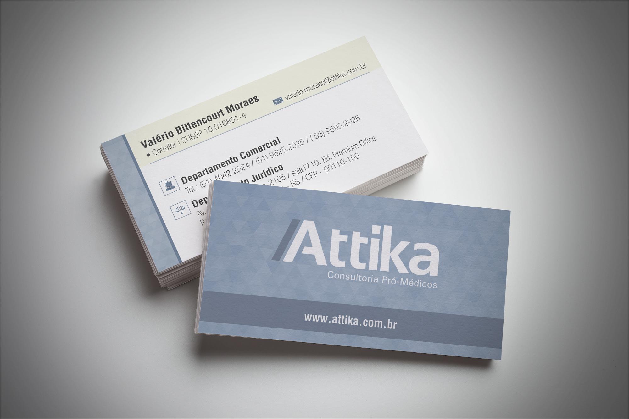 Cartão Attika