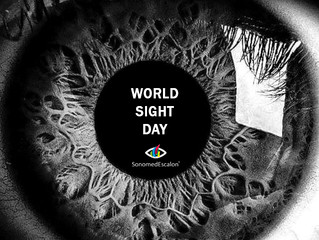 October 14 is World Sight Day