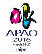 Visit Us at APAO 2016 in Taipei
